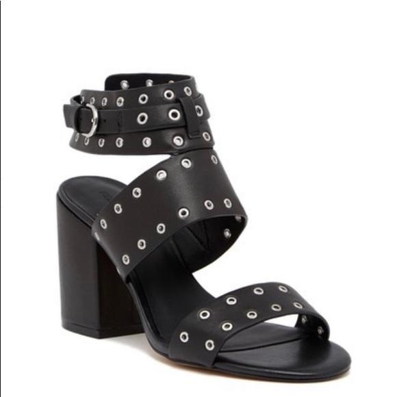 Rebecca Minkoff Carter Grommet Sandals
